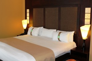Chambre Executive- Holiday inn Strasbourg Illkirch