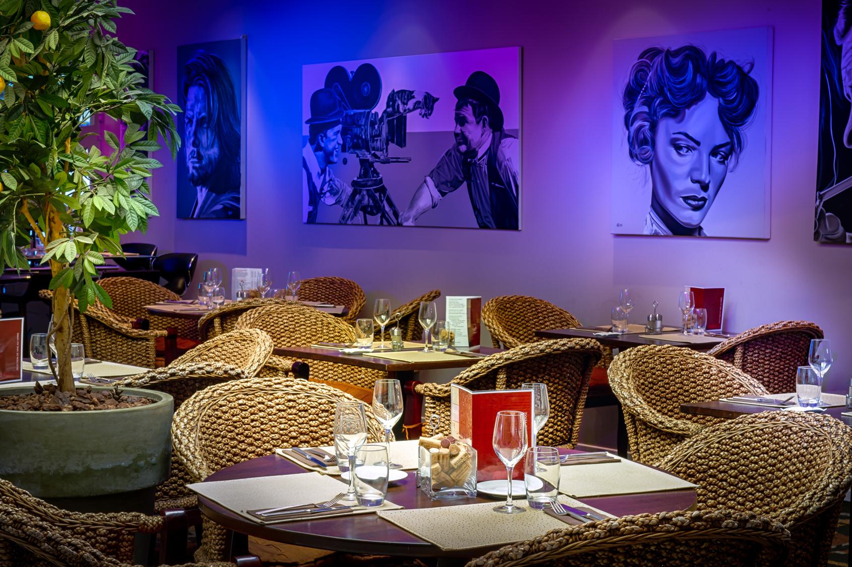 7Hotel&Fitness-Restaurant le 7°art